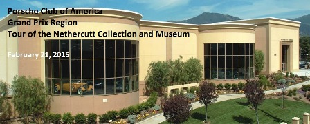 Nethercutt Collection & Museum